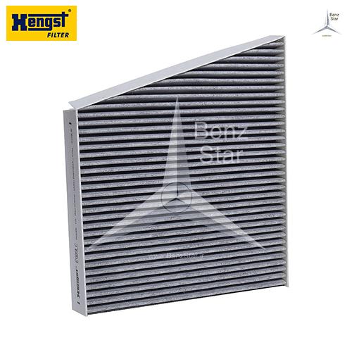 فیلتر کابین W211 کربن دار